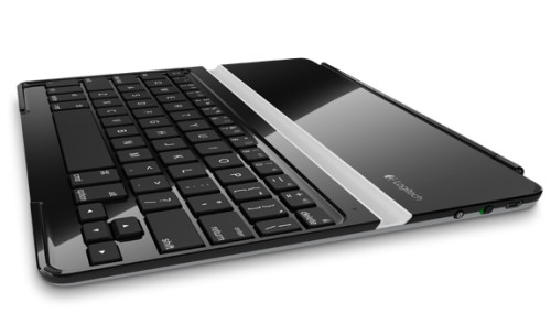 iClarified - Apple News - Logitech Announces Ultrathin Keyboard Cover for the iPad