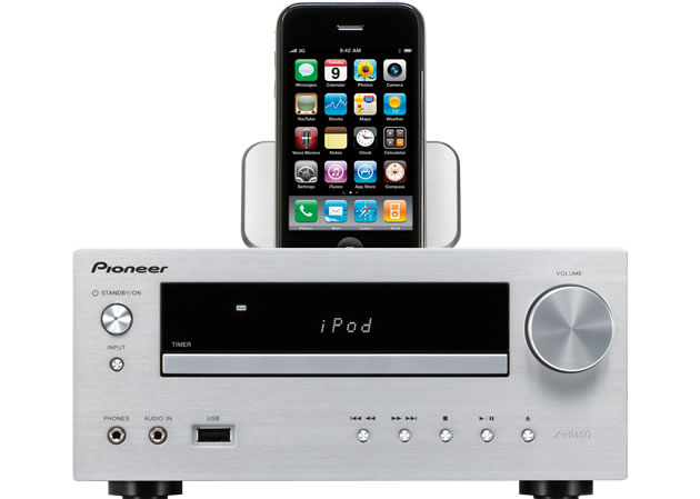 New X-HM50 micro hi-fi system is here - Pioneer Europe