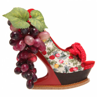 【LASO ラソ】☆★Irregular Choice★☆Dan Sullivan New York Baby イレギュラーチョイス