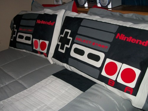 NES Bed | Something Impressive