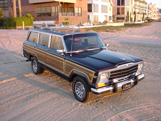 Jeep Grand Wagoneers - Full, Professional, Ground up Restorations. The finest, like-brand-new Jeep Grand Wagoneers in the World