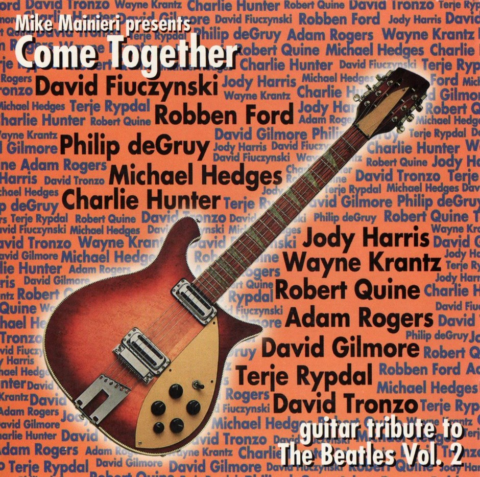 Amazon.co.jp: Come Together 2: Guitar Tribute to Beatles: 音楽
