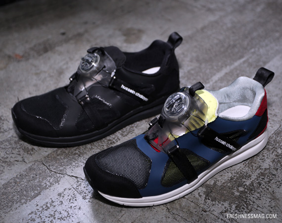 PROJECT Show Las Vegas – Puma by Hussein Chalayan – Disc Blaze – Spring 2013 Preview | FreshnessMag.com