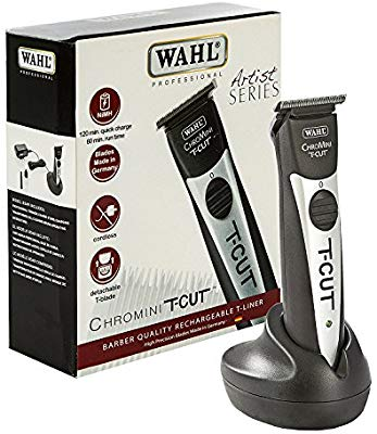Amazon.co.jp : Wahl Professional Chromini T-Cut #8549 – Cordless Trimmer Great for Barbers and Stylists – German-Made Detachable Blades – NiMH Quick. (並行輸入品) : ホーム&キッチン
