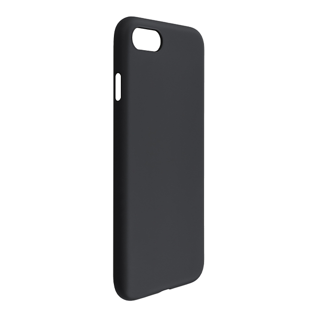 Air Jacket for iPhone SE(第2世代)/iPhone8 (Rubber Black) POWER SUPPORT | POWER SUPPORT(パワーサポート)