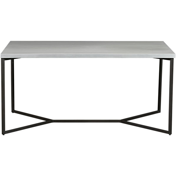 bow dining table in dining tables | CB2