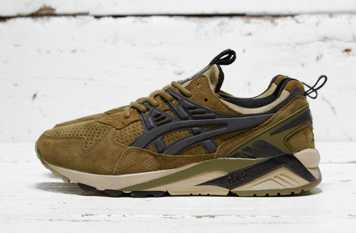 Foot Patrol x Asics Gel Kayano Trainer - It's Simple But Perfect For Fall - KicksOnFire.com
