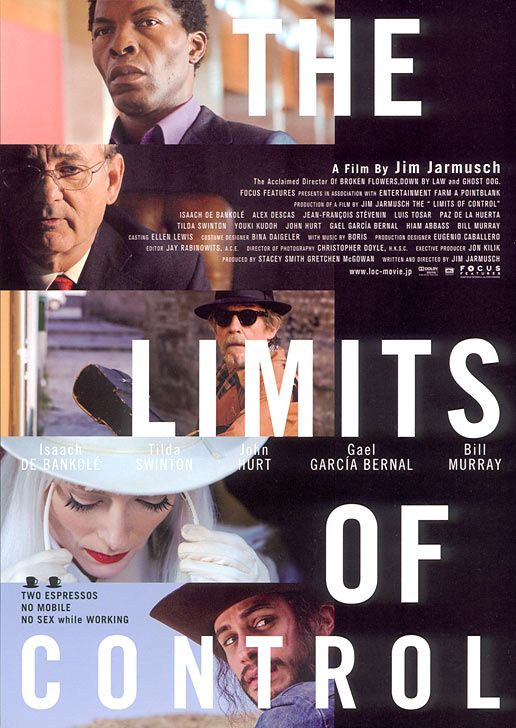"Directed Viewing: The End of Jarmusch and ""The Limits of Control"" - Screened"