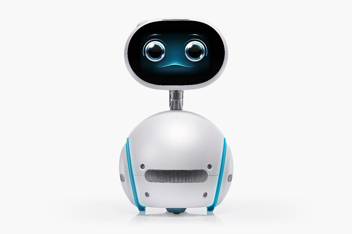 Asus wheels out Zenbo, a robot for your home | Digital Trends