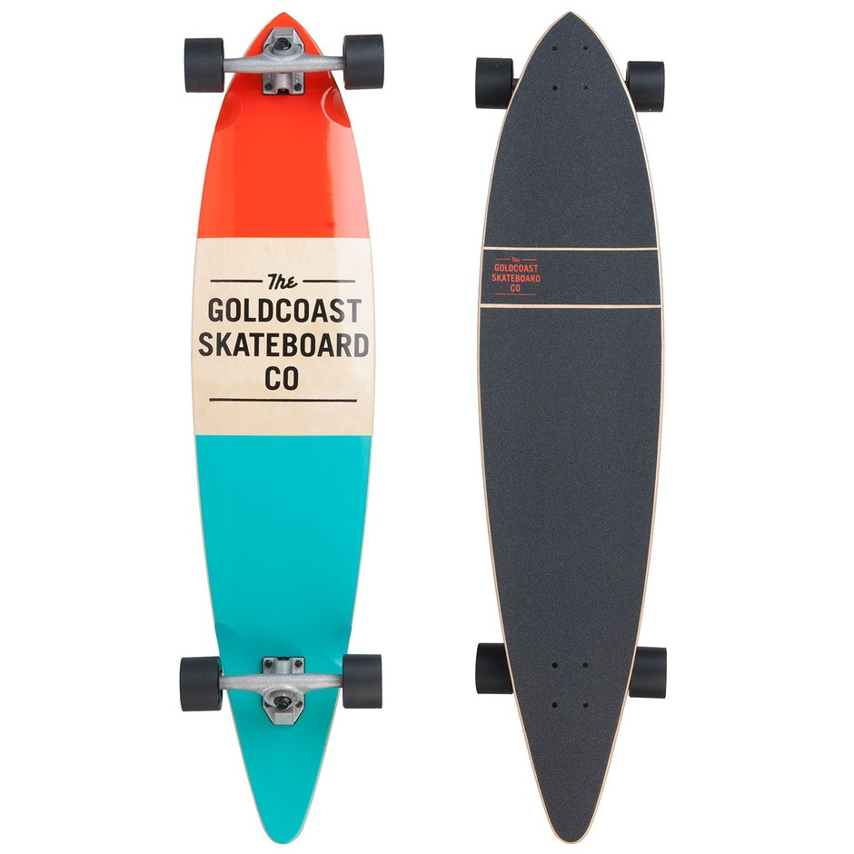 Gold Coast Standard Longboard from Dogfunk.com