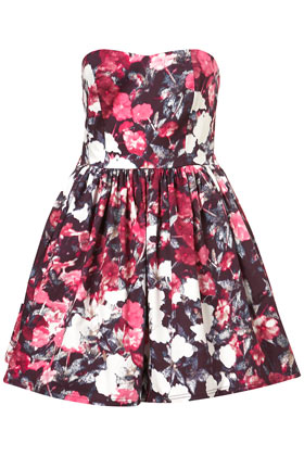 **Bandeau Ballerina Dress by Oh My Love - Dresses - Clothing - Topshop