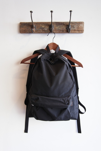 ARTS&CRAFTS 64CLOTH DAYPACK -BLACK- 取り扱い、通販 > -t.m.p. coop web shop-