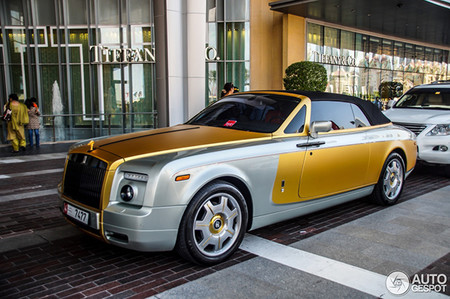 Phantom Drophead Coupé