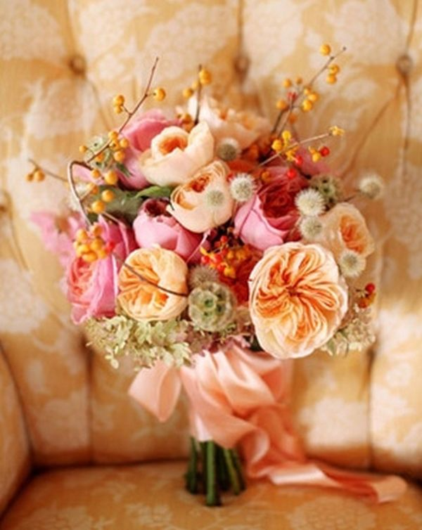 Inspired by these Coral Wedding Ideas | Inspired by This Blog