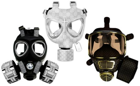 Designer Gas Masks Are Freaking Nuts | Geekologie - Gadgets, Gizmos, and Awesome