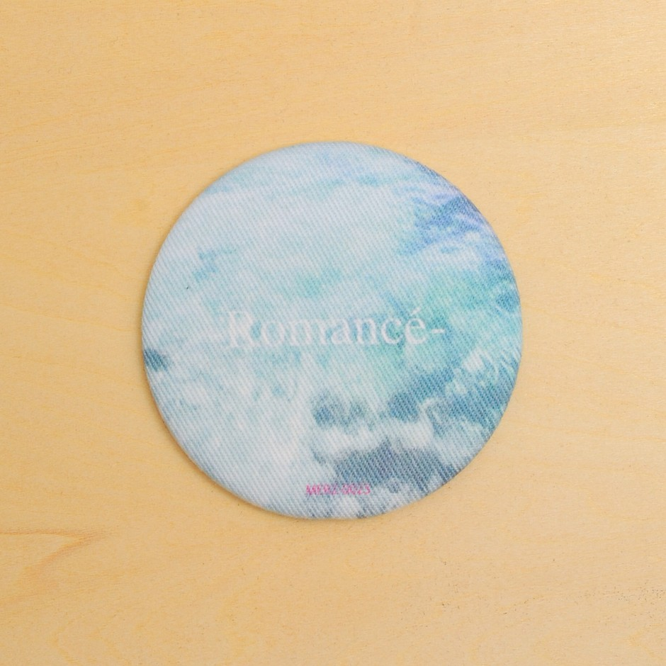 - Romance -Badge(MERZ-0026) | THE NOVEMBERS OFFICIAL WEB STORE