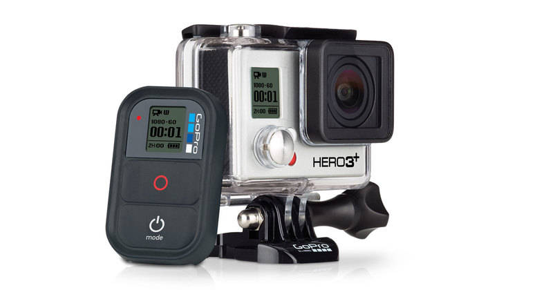 HERO3+ Black Edition | Wi-Fi enabled | Most Advanced HD GoPro Ever