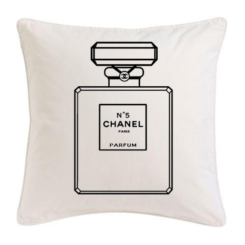 .Chanel / Chanel N.5 Pillow -NEED!!