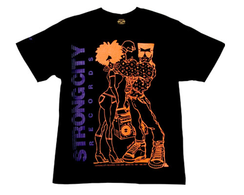 BBP ONLINE STORE - STRONG CITY TEE