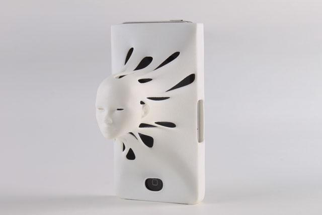 Omniscient Siri by SaGa Design on Shapeways