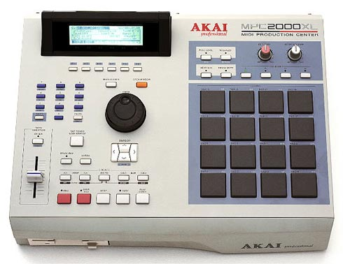 Akai MPC-2000 / MPC-2000XL | Vintage Synth Explorer