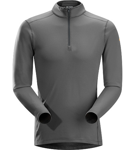 Phase SV Zip Neck LS / Men's / Base Layer / Arc'teryx / Arc'teryx
