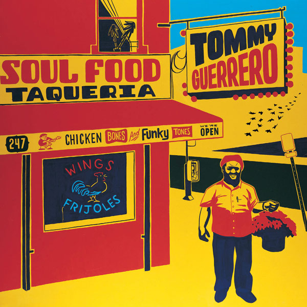 Tommy Guerrero - Discography