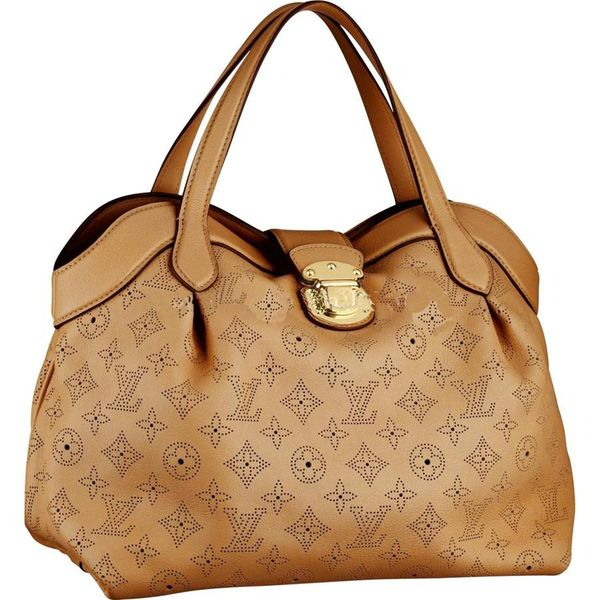 Bag / Louis Vuitton Mahina Leather Cirrus PM M93090 BQX