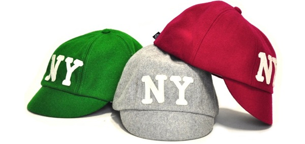 Chari & Co N.Y.C. » Blog Archive » NY WOOL CYCLING CAP – ONE LEFT