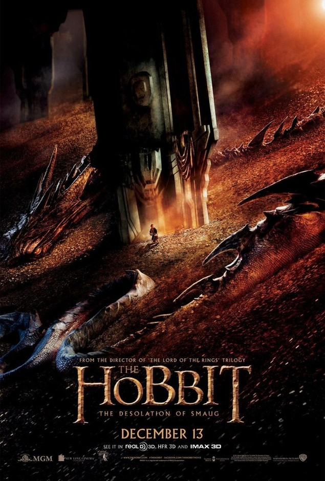 Harry finally reviews THE HOBBIT: THE DESOLATION OF SMAUG & tells it as he sees it! More Now Please! - Ain't It Cool News: The best in movie, TV, DVD, and comic book news.