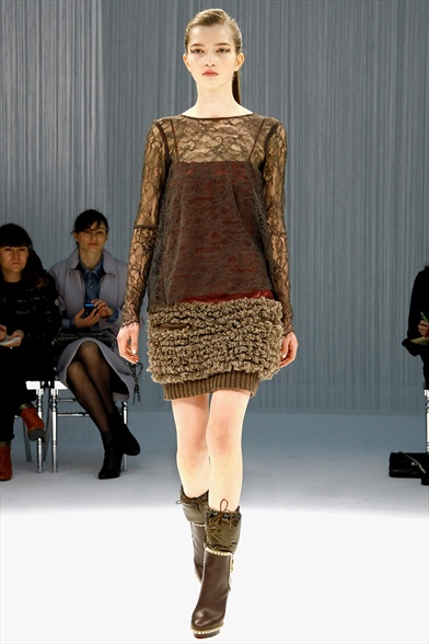 Sacai - Fall Winter 2011/2012 Ready-To-Wear - Shows - Vogue.it