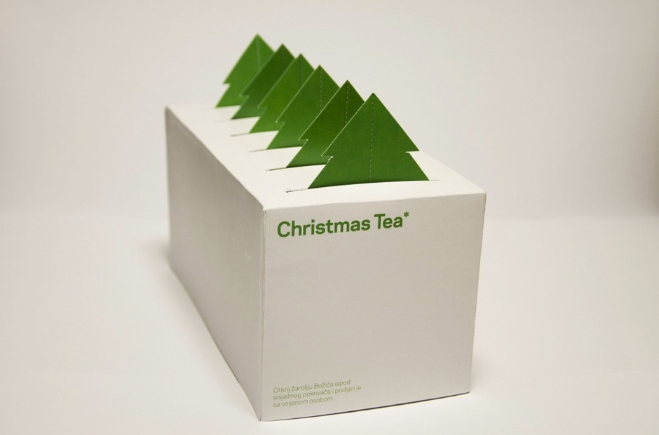 Core77 Design Award 2011: Christmas Tea, Notable for Never Saw the Light of Day - Core77
