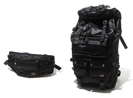 54aff0066d Foot The Coacher x Porter Backpack and Waist Bag