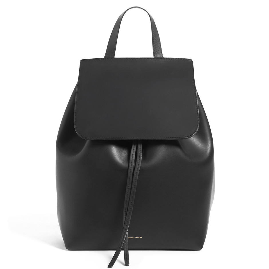 MANSUR GAVRIEL - Backpack Black - Flamma