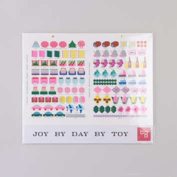 joy by day by toy | D-BROS WEB STORE | ディーブロス 公式通販サイト