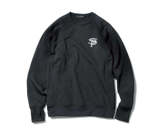 SOPHNET. | PRODUCT | THERMASTAT CREW NECK SWEAT