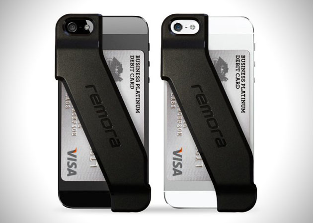 Remora Wallet Case for the Apple iPhone | HiConsumption