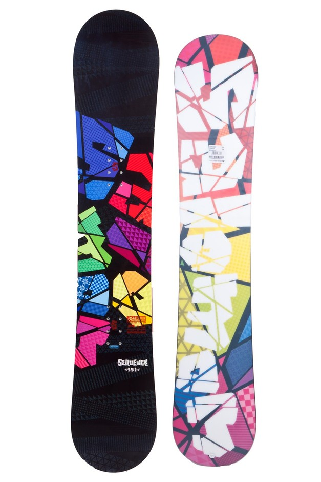 Salomon Sequence Snowboard 12 13 | eBay