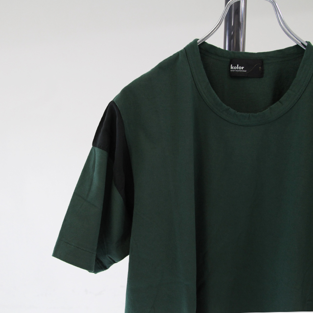 kolor 30/度詰天竺 グラデーション Tee - Silver and Gold Online Store