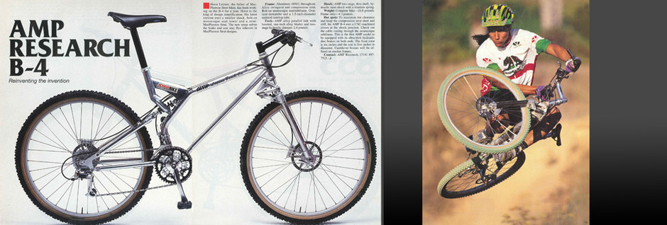 AMP Research Mountain Bikes | AMP Research®