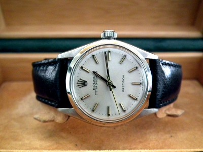 1961 Vintage Rolex Oyster Speedking Precision Mid Size – SOLD | Sonning Vintage Watches