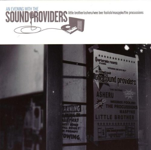 Amazon.co.jp: Evening With the Sound Providers: Sound Providers: 音楽