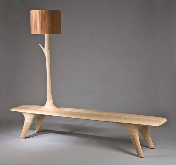 Branched Out Furniture - The Grow Up Furniture Collection Comes from Designer Kwon Jae Min (GALLERY)
