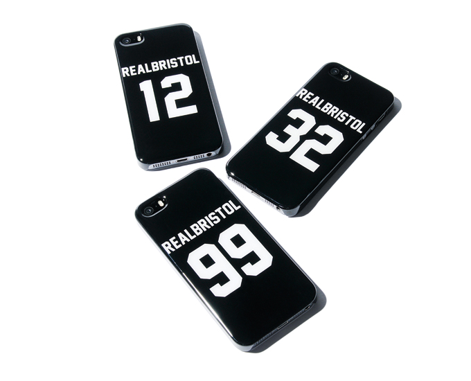 F.C.Real Bristol | PRODUCT | NUMBERING PHONE CASE