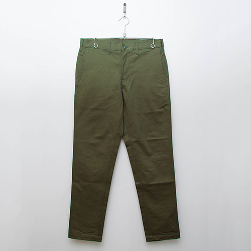 Custom Fit Chino Pant - Olive - cup and cone WEB STORE