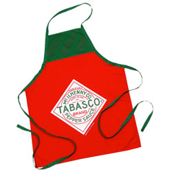 Bottle Apron-TABASCO® Country Store – McIlhenny Company