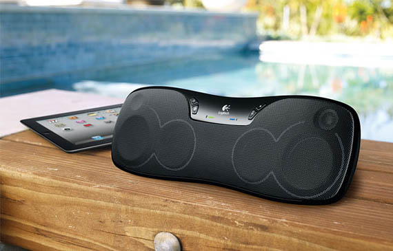 Logitech Wireless Boombox for iPad | Cool Material