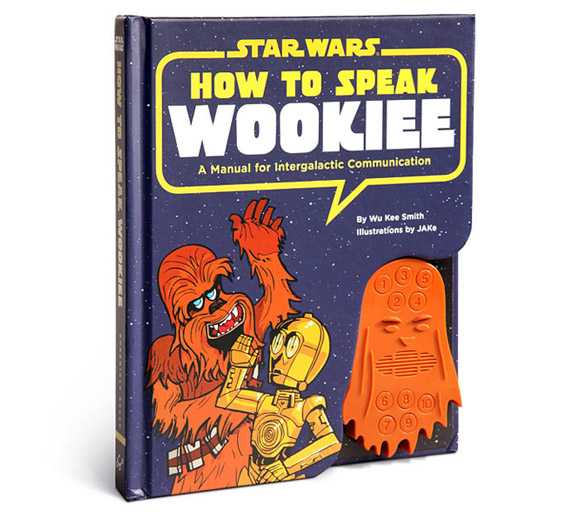 Think.BigChief | How to Speak Wookiee