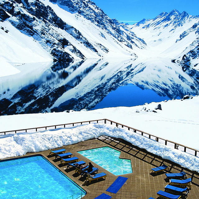 Fancy - Portillo Ski Resort @ Chile