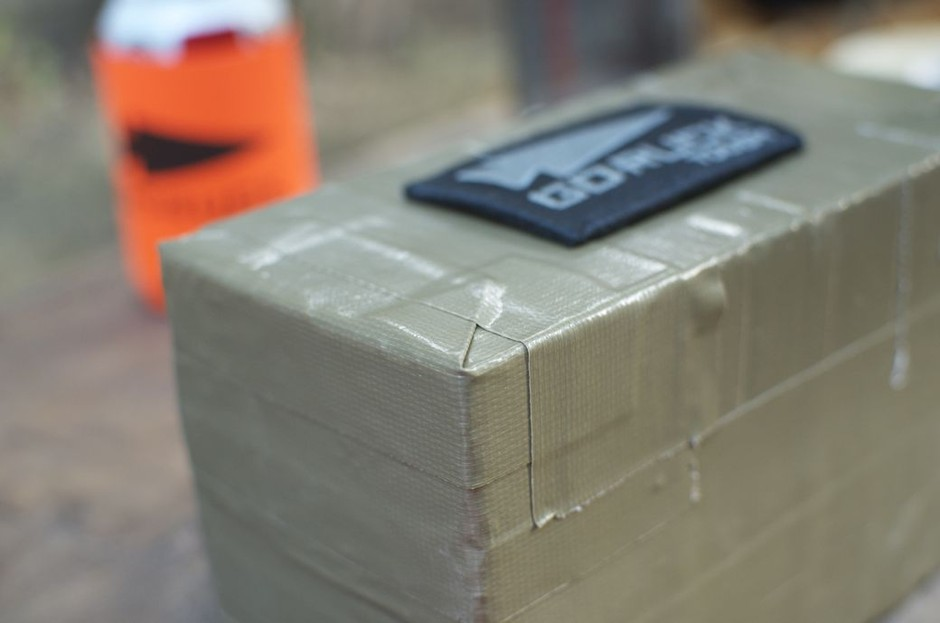 100 MPH MIL-SPEC TAPE | GORUCK | Built in the USA